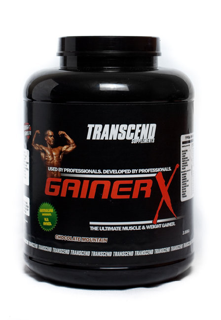 Transcend Supplements Gainer X 1.5kg