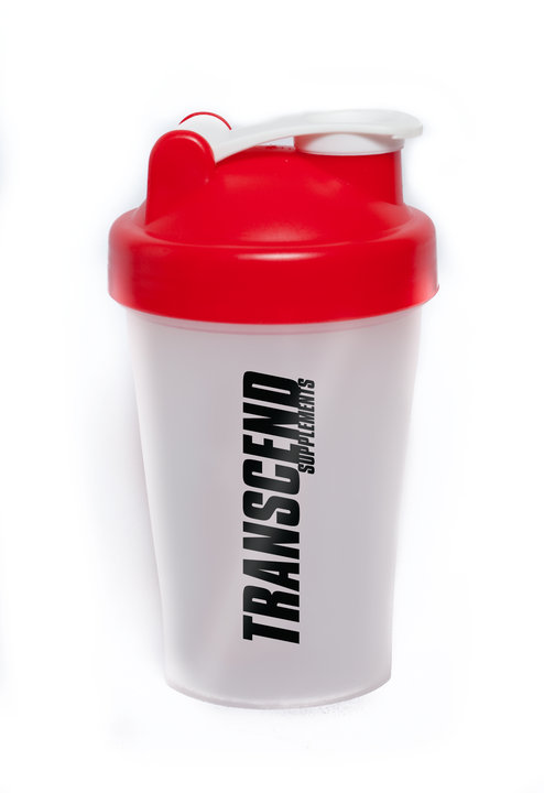 Transcend Supplements Shaker 400ml Small