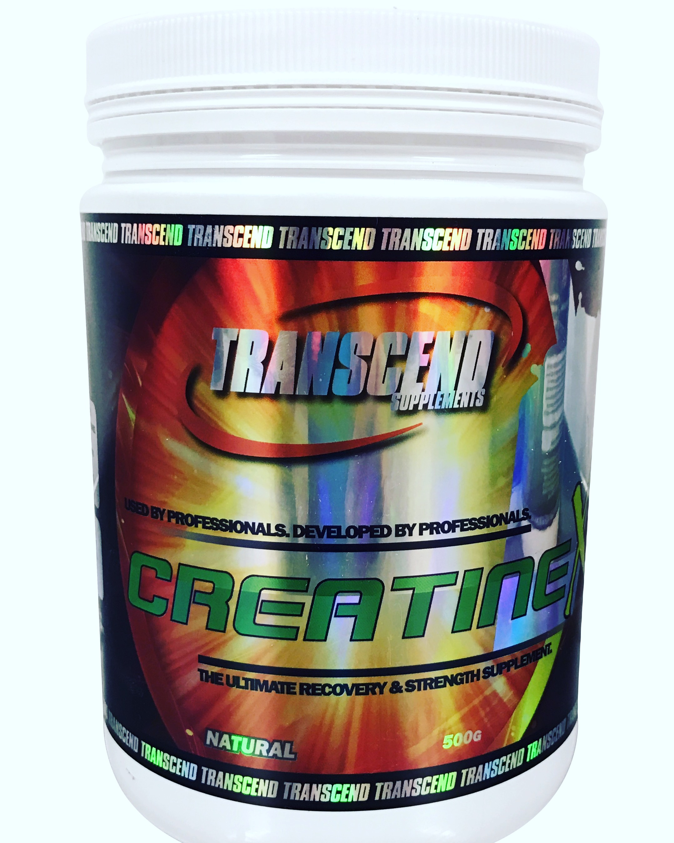 Transcend Supplements Creatine Monohydrate 250g