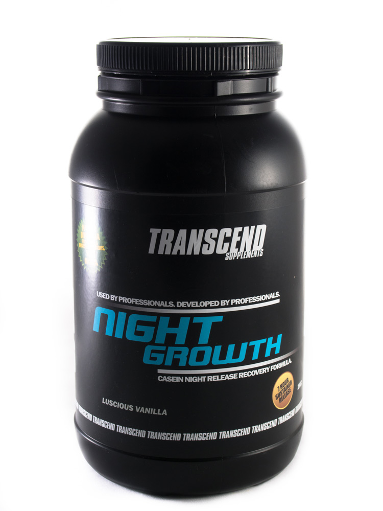 Transcend Supplements Night Growth 500g