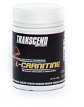 Transcend Supplements L- Carnitine 100g