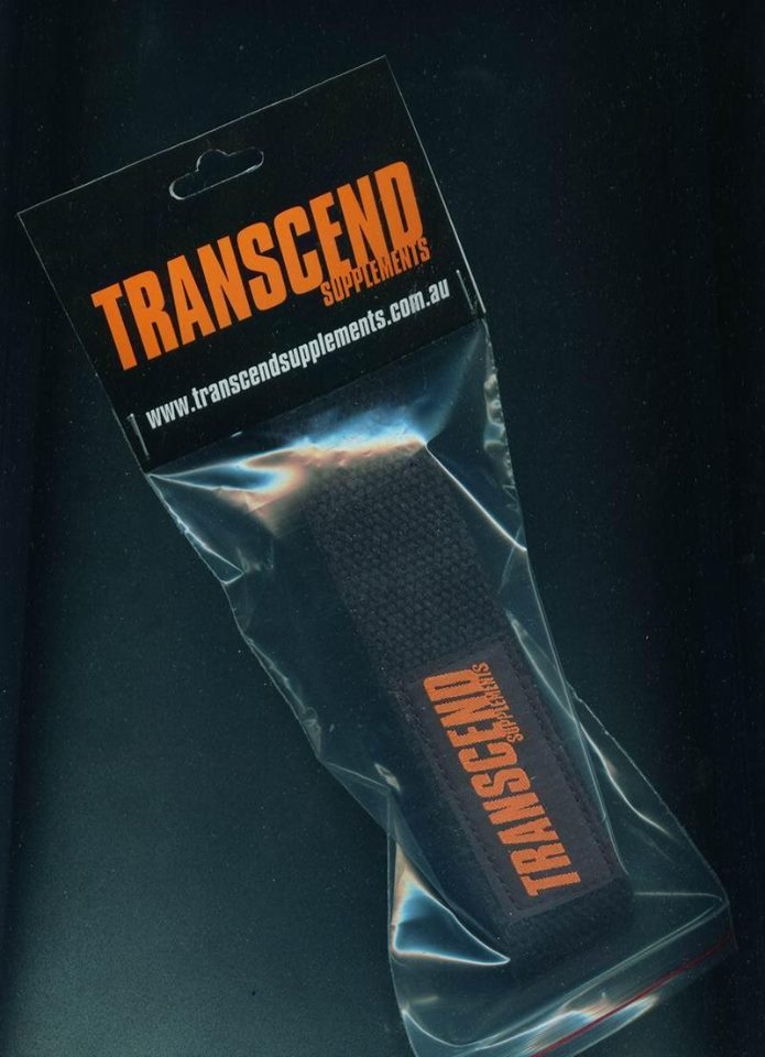 Transcend Supplements Figure 8/6 Lifting Straps